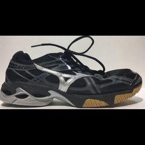 MIZUNO Wave Bolt 4 Sz 9.5 Athletic Volleyball Shoe
